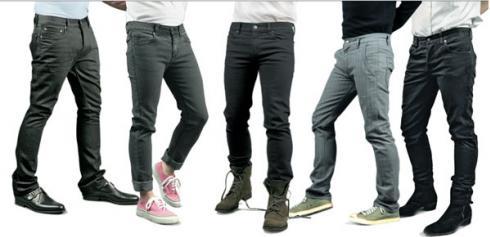 jeans cut