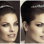 Choosing the bridal headdress to suit your style