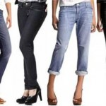 How to choose jeans according to figure