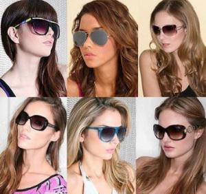 choosing sunglasses