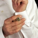 Cufflinks: more than simple accessories, real jewelry