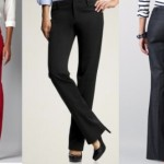 Styling Tips: Up to where the length of the pants should reach