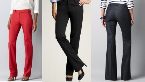 length of the pants