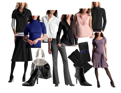 Basic modern clothing for office – Fashion Spreads