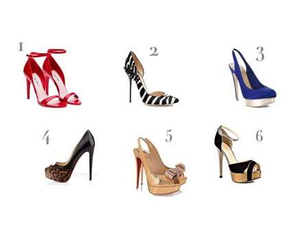 style of shoes
