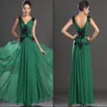Fashion advice: how to wear emerald green this year?
