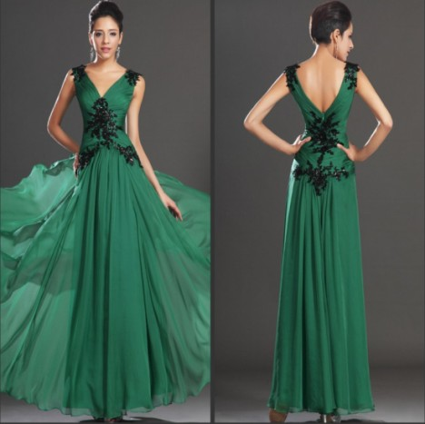 wear emerald green