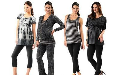 fashion in pregnant