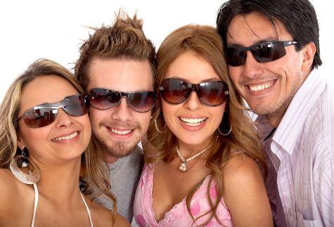 choose sunglasses