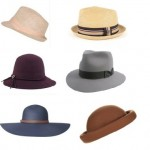 Choose hat according to your outfit