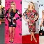 Get back printed dresses fashion!
