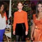 How to wear orange