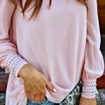 Using pale pink with style