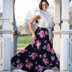 Maxi skirts and dresses to fashion in this fall