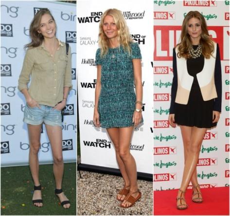 Myths Of Wear Flat Shoes Fashion Spreads