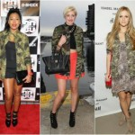 Ways to use military trend this season