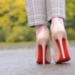 Tricks to walk with heels