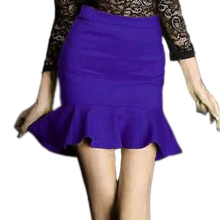 wear skirts at the waist