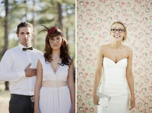 perfect glasses for your wedding