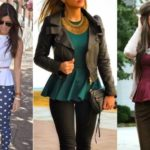 Tips for wearing Peplum blouses according to your body type