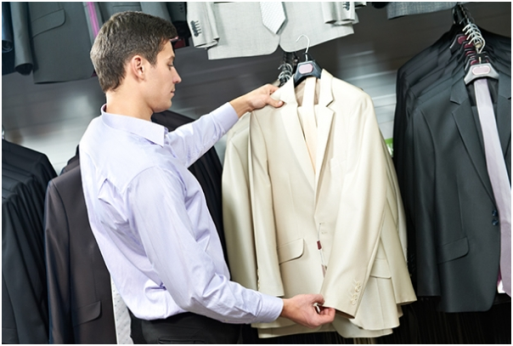 buying a suit