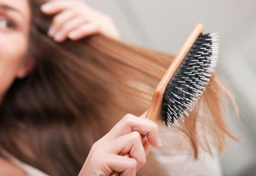 damaging hair