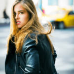 Fabulously Feminine: How to Wear a Biker Jacket Without Looking Like a Man