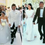 The Lap Of Luxury: Celebrities Who Went All Out For Their Big Day