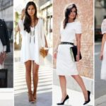 What shoes you should choose for a white dress
