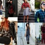 6 ideas to combine a tartan shirt