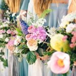 How to choose the color of the bridesmaids dress